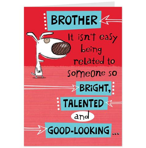 Birthday Cards For Brothers Hallmark Cards Greetings Cards And Gifts