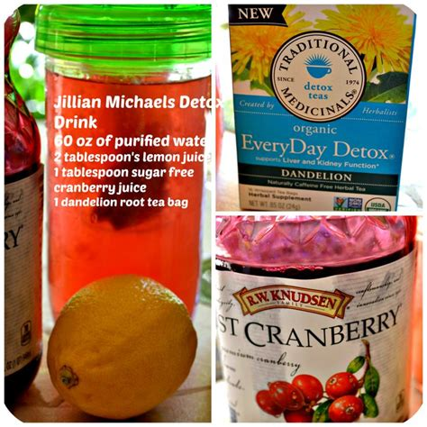 Cranberry Detox Diet Recipe by 1000 Ideas About Jillian On 30 Day
