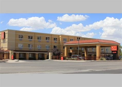 comfort inn in albuquerque hotels and other lodging in and near albuquerque