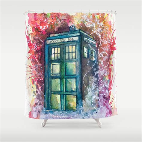 nerdy shower curtains the 13 best fandom shower curtains to nerd up your