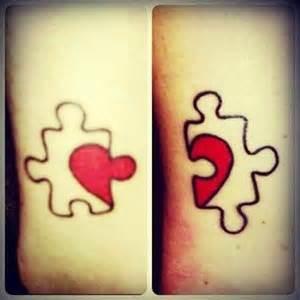 une pi 232 ce manquante du puzzle 39 meilleur ami tatouages
