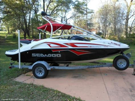 jet boat sea doo a vendre sea doo speedster 200 wake edition in rest of the world