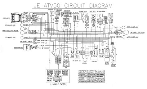 matrix scooter 50cc wiring diagram matrix free engine