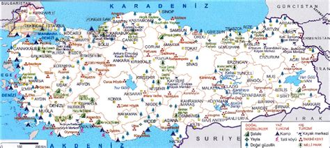 antalya map tourist attractions maps update 1966927 tourist attractions map in turkey