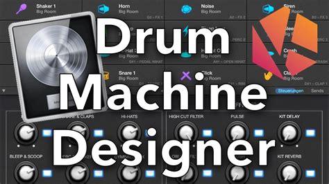 drum machine tutorial youtube drum machine designer logic pro x tutorial youtube