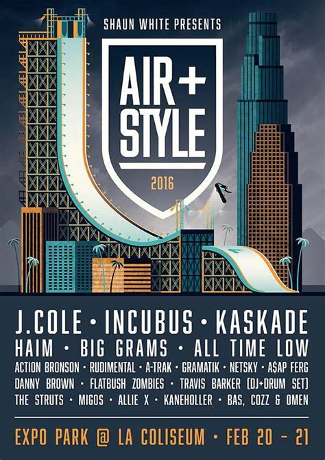 Air Stylers by Shaun White S Air Style Returns To La With Diverse Line Up