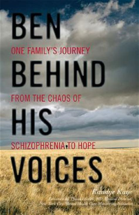 ben his voices one family s journey from the chaos