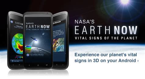 earth app for android free news nasa s earth now app now available for android