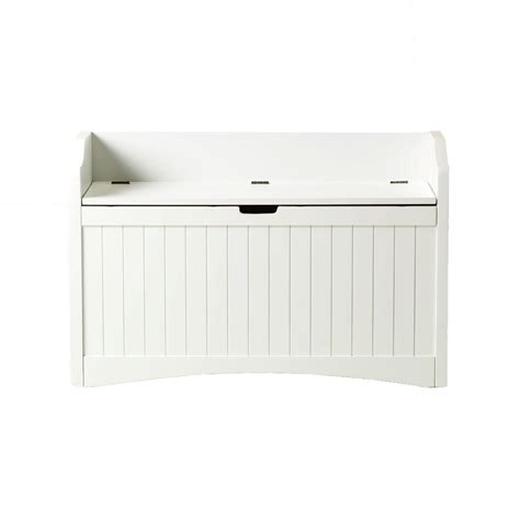 white toy bench home decorators collection madison white bench 7825910410 the home depot