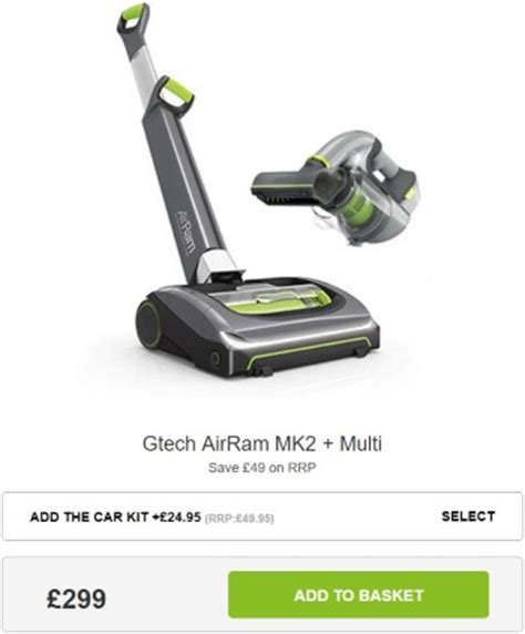best price gtech air ram gtech discount codes offers and promotions reviews and