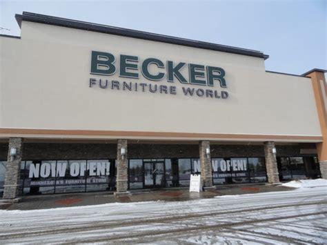 becker furniture world becker furniture world now open in woodbury woodbury mn