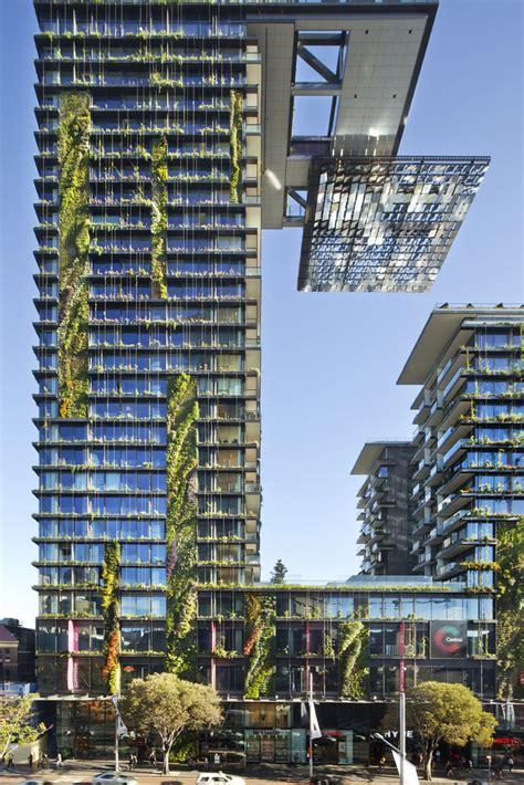 Vertical Gardens Sydney One Central Park Sydney Vertical Garden Blanc