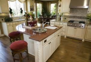 striking white kitchens with dark wood floors pictures this kitchen designed two poor teachers includes large