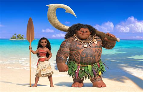 Film Animation Moana | comic con 2016 moana panel 15 things to know collider