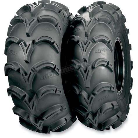 itp mud light tires itp front or rear mud lite 30x12 12 tire 560419