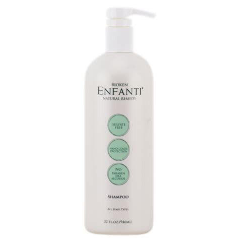 Types Of Hair Products For by Bioken Enfanti Shoo For All Hair Types Normal All