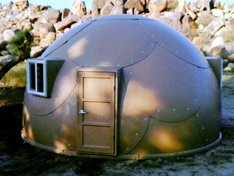 are the styrofoam dome homes as durable as the monolithic intershelter 14ft dome small prefab home micro home emergency shelter dome home