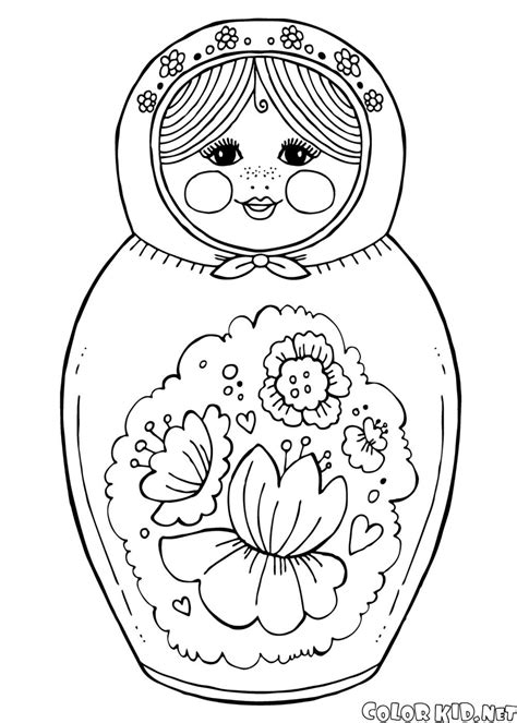 russian boy coloring page coloring page the boy in national costume