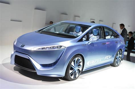Toyota Fcv Toyota Says Its 2015 Fcv R Fuel Cell Car Will Cost Between