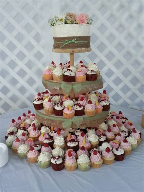 vintage country wedding cupcakes www imgkid com the