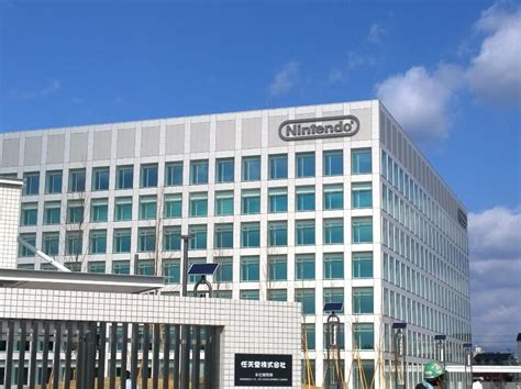 Nintendo Office by Nintendo Kyoto New Hq Yes I M A Gamer