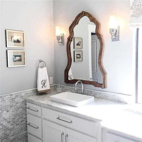white and silver bathroom designs white and silver bathroom design with monogram towels