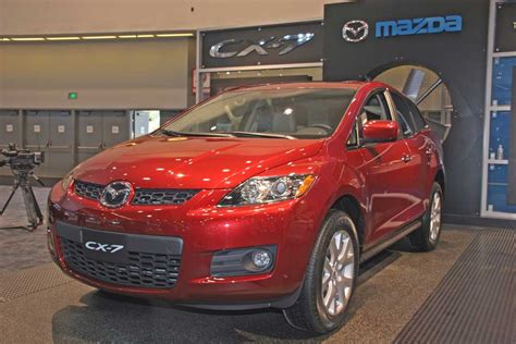 L Mazda Cx 7 2007 Kanan 2007 Mazda Cx 7 Pictures Photos Gallery Motorauthority