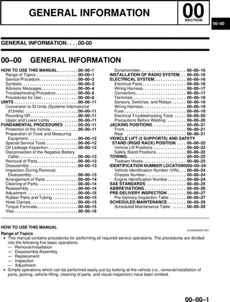 manual repair free 2000 mazda protege user handbook 2000 2004 mazda protege service manual download manuals