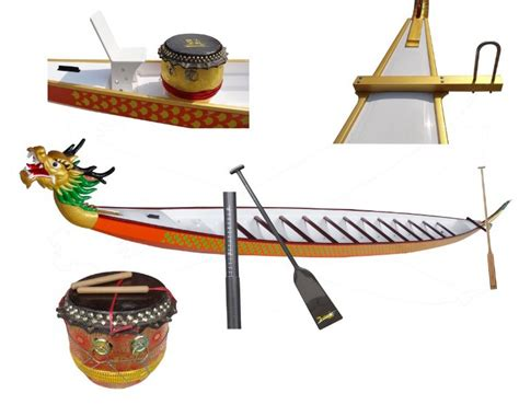 rtm fiberglass dragon boat idbf912 1222 for sale buy - Dragon Boat Equipment