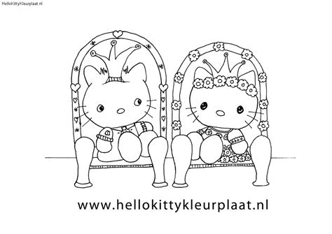 hello kitty and dear daniel coloring pages dear daniel coloring pages
