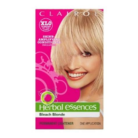 herbal essences hair color clairol herbal essences hair color xl0 ebay