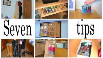 Easy room decor how to organize your room in 7 tips youtube