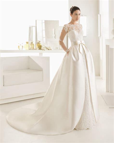 hochzeitskleid rosa clara olaf 2017 bridal collection rosa clar 225 two