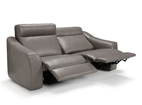 modern recliner sofa modern reclining sofa set with mid