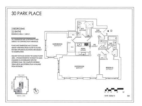 park place floor plans four seasons private residences 30 park place