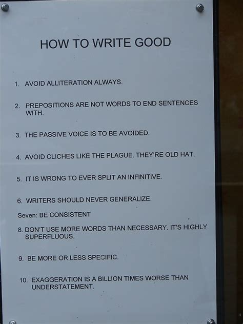Writing Your how to write