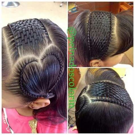 different braid styles with weave 17 best images about zopffrisuren on pinterest weave