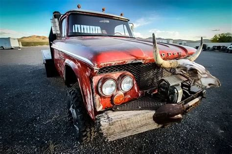 64 Dodge Power Wagon by Belcolor 64 Dodge Power Wagon Ranch Rod 4x4