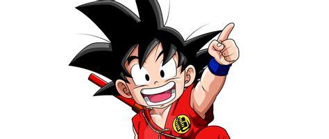 imagenes de goku adolescente dragon ball atomix