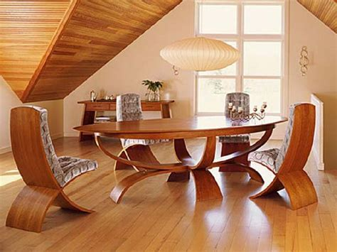Wood Unique Dining Room Tables   Dining Room Tables Guides