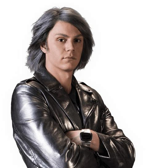 Quiksilver Silver new character images from days of future past