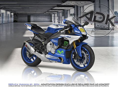 Yamaha M1 Aufkleber by 2015 Yamaha R1 R1m Colorazioni Particolari Daidegas Forum