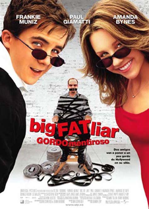 gordos zulianosd big fat com big fat liar gordo mentiroso pel 237 cula 2002 sensacine com