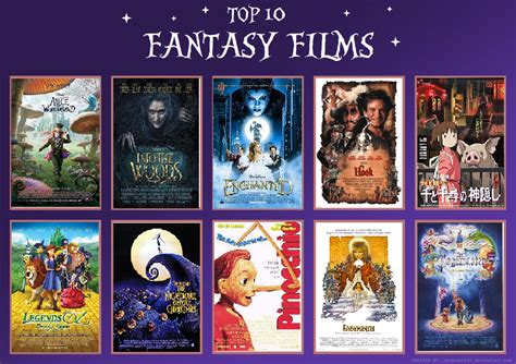 film fantasy top 10 my top 10 favorite fantasy films by toongirl18 on deviantart