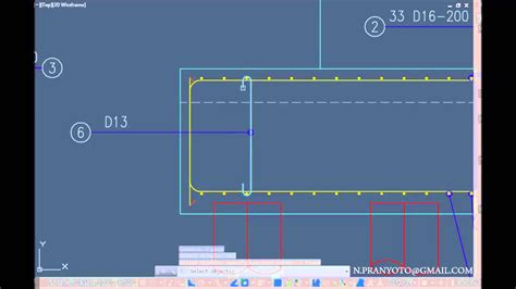 autocad 2011 structural detailing tutorial reinforcement autocad structural detailing pile cap reinforcement youtube