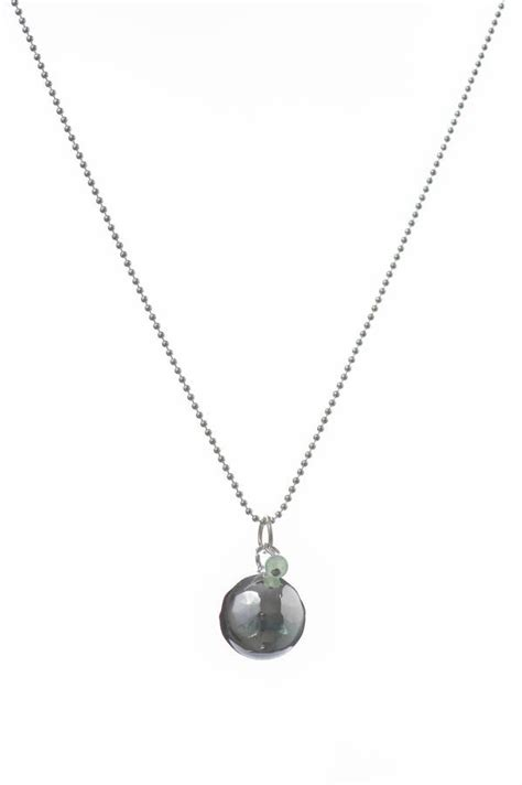 Special Bola Natal Mix Isi 12 Silver 4 Cm Aksesoris Natal Ornamen Na harmony pregnancy necklace with jade pearl by the karma shop notonthehighstreet