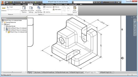 pattern sketch inventor inventor tutorial with isometric sketches advanced part