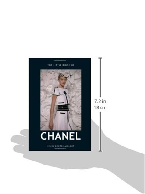 libro the little book of chanel di emma baxter wright