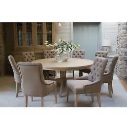 Buy Neptune Henley 150cm Round Pedestal Dining Table Oak 8 Seater Round Dining Table Singapore