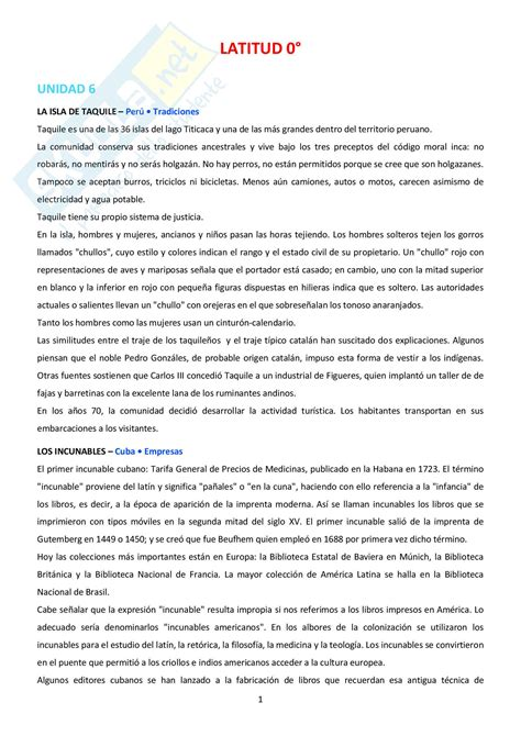 libro latitud 0 lingua spagnola schema sulla perifrasi verbale